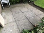 Crazy paving and slabbing driveways Lead